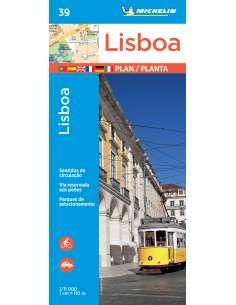 MN 39 Lisboa - Lisszabon...