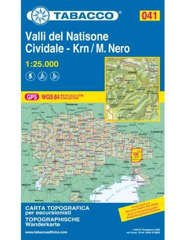 TO 042 Val d'Ultimo - Alta Val di Non...