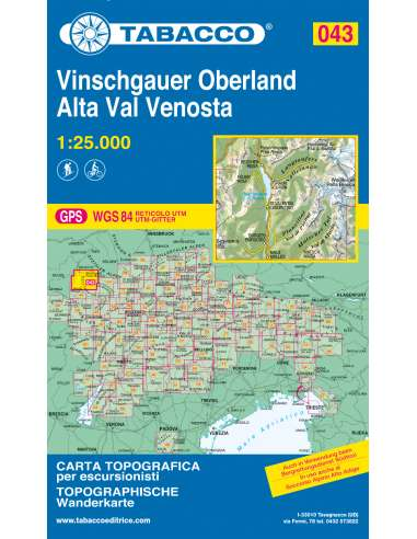 TO 043 Vinschgauer Oberland - Alta...
