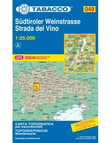 TO 049 Strada del Vino - Südtirolen...