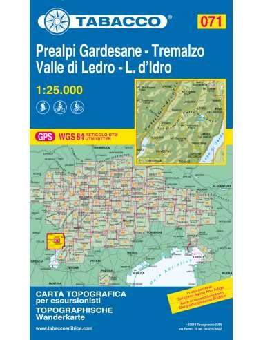 TO 071 Prealpi Gardesane - Tremalzo -...