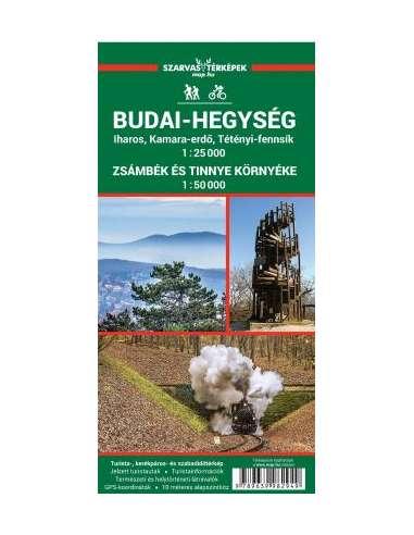 Budai-hegység - Iharos-Kamara-erdő -...