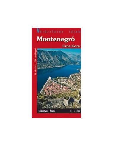 Montenegró - Varázslatos tájak útikönyv