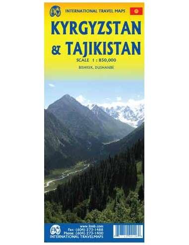 Tajikistan & Kyrgyzstan -...