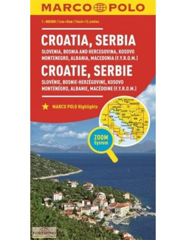 Horvátország, Szerbia, Szlovánia,...