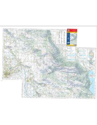 HG 08 Kamesnica térkép