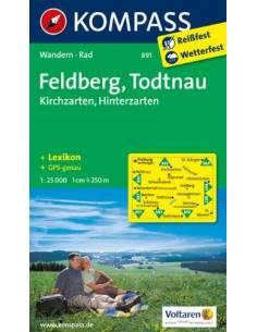 KK 891 Feldberg - Todtnau -...