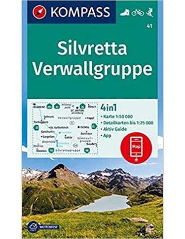 KK 41 Silvretta - Verwallgruppe...