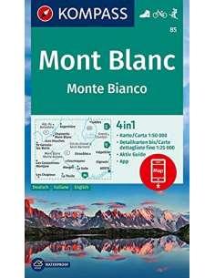 KK 85 Mont Blanc - Monte...
