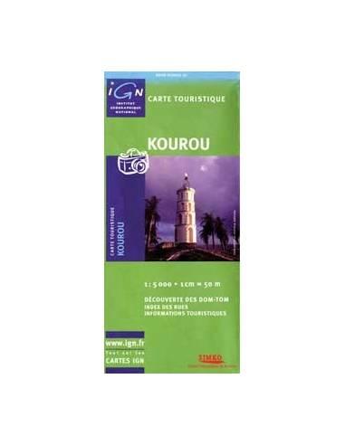 Kourou (Francia-Guyane) térkép