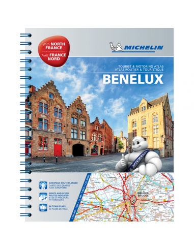 MN 2452 Benelux & North of France -...