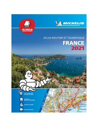 MN 2200 - France 2021 - Tourist &...