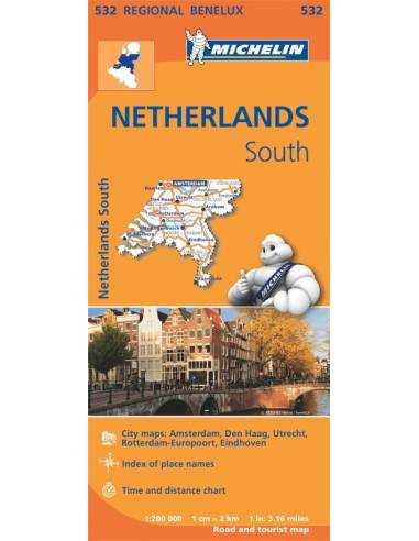 MN 532 Netherlands South - Hollandia...