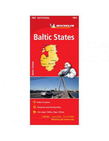 MN 781 Baltic States - Balti államok...