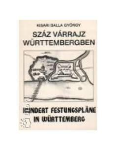 Száz várrajz Württembergben