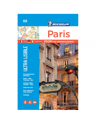 MN 68 Paris ZOOM par arrondissement -...