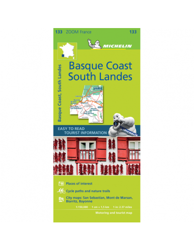 MN 133 ZOOM - Basque Coast - South...
