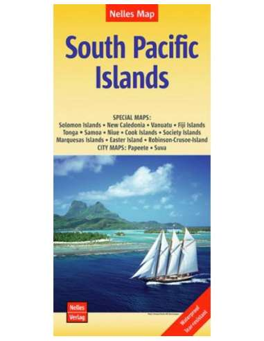 South Pacific Islands -...
