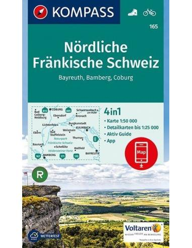 KK 165 Nördliche Fränkische Schweiz,...