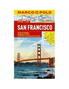 San Francisco city map -...