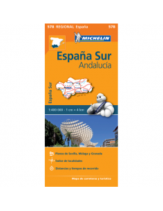 MN 578 Espana Sur -...