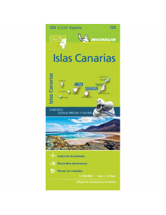 MN 125 ZOOM Islas Canarias...
