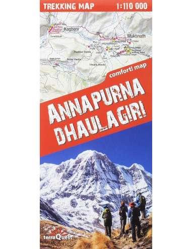 Annapurna - Dhaulagiri trekking...