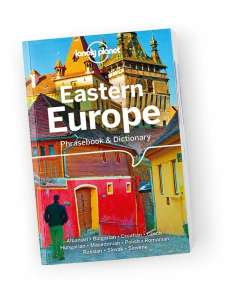 Eastern Europe Phrasebook &...