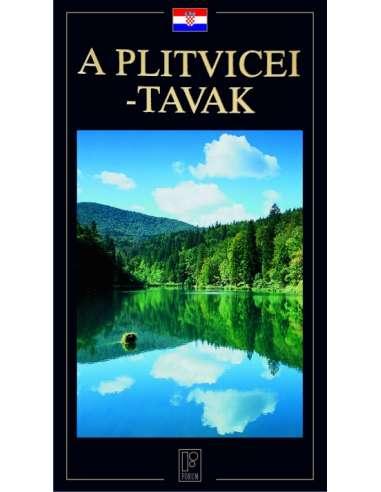 A Plitvicei-tavak útikönyv