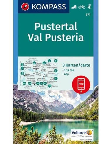 KK 671 Pustertal, Val Pusteria...
