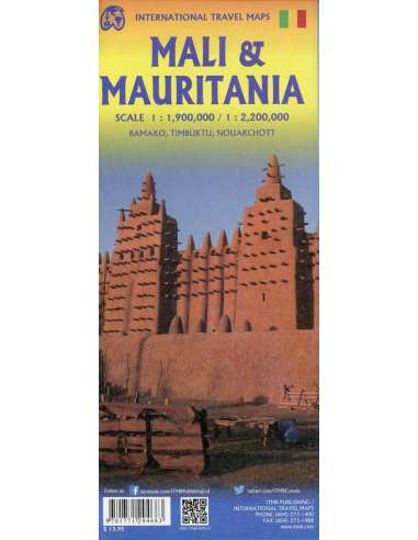 Mali - Mauritánia - Bamako - Timbuktu...