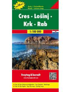Cres - Losinj - Krk - Rab...