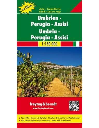 Umbrien - Perugia - Assisi - Umbria...