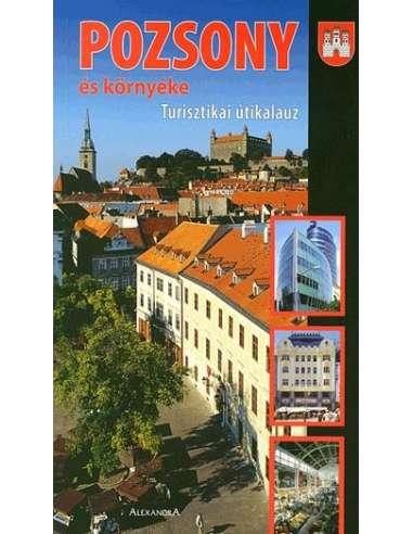 Pozsony és környéke - turisztikai...