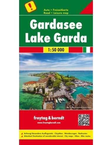Gardasee - Lago di Garda - Garda-tó...