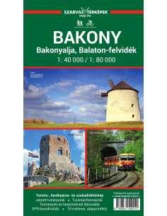 Bakony - Bakonyalja -...