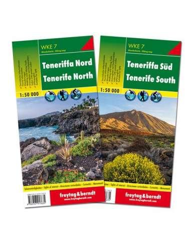 Tenerife North & South - Tenerife...