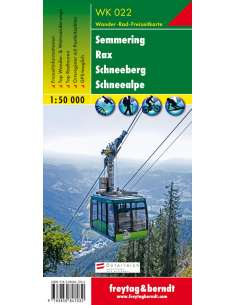 WK 022 Semmering - Rax -...