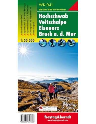 WK 041 Hochschwab - Veitschalpe -...