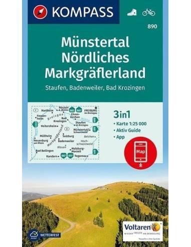 KK 890 Münstertal, Nördliches...