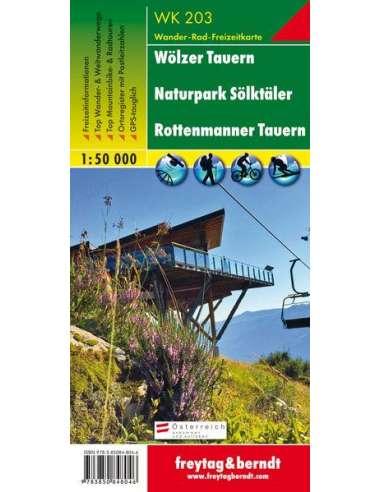 WK 203 Wölzer Tauern - Sölktal -...