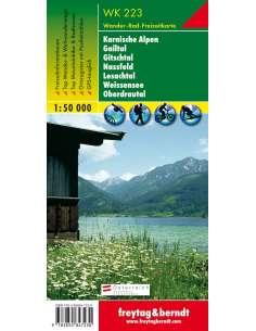 WK 223 Karnische Alpen -...