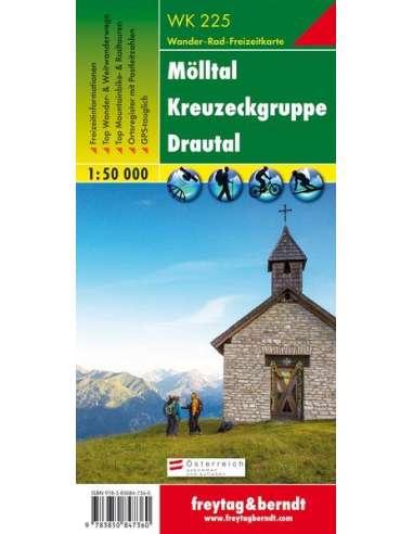 WK 225 Mölltal - Kreuzeckgruppe -...