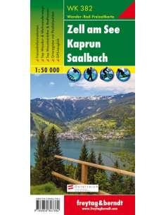 WK 382 Zell Am See - Kaprun...