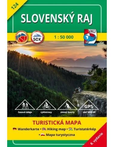 TM 124 Szlovák Paradicsom...