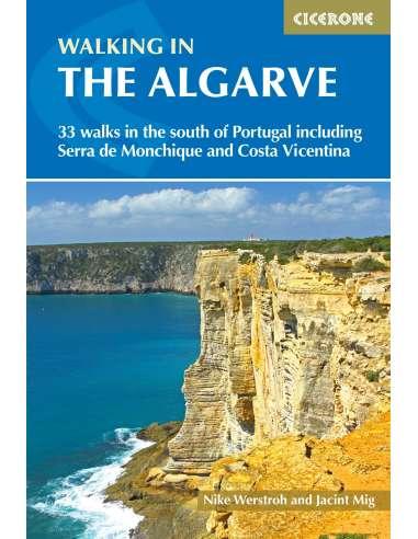 Walking in the Algarve túrakönyv