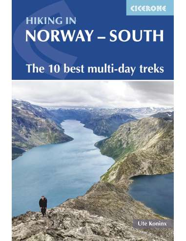 Hiking in Norway - South -...