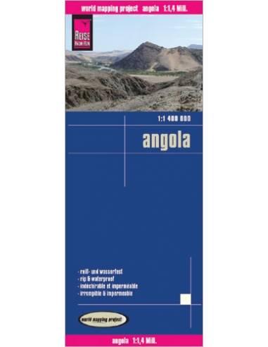 RKH Angola térkép