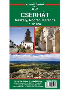 Cserhát - Naszály - Nógrád...