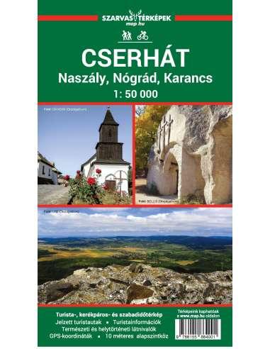 Cserhát - Naszály - Nógrád - Karancs...